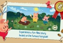the three little pigs - deskworldwide