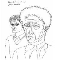 """Lettre de Jean Cocteau à Jean Marais : """"Je me noyais et tu t'es jeté à l'eau sans une hésitation"""""""