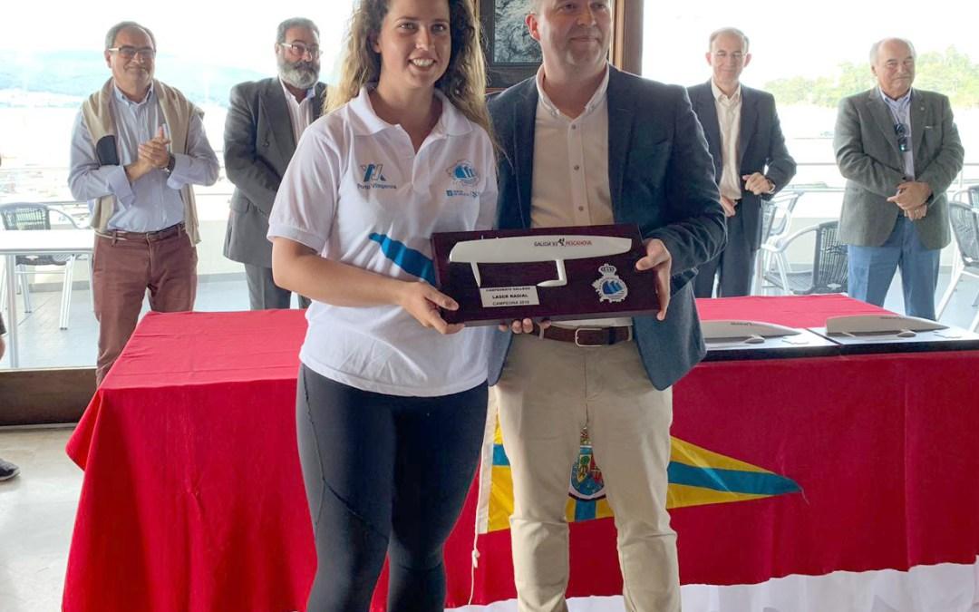 Roberto Bermúdez de Castro, Jorge Tabara, Irene Rodríguez, Pedro Fernandez y Marta Ribao nuevos campeones Gallegos en Aguete