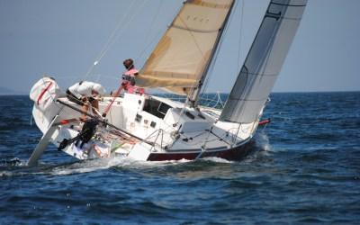 Sebrala 2, Bon III, Travesío y Voodoo son los primeros líderes de la Regata Hotel Galatea Trofeo Conservas Pescamar de Cruceros