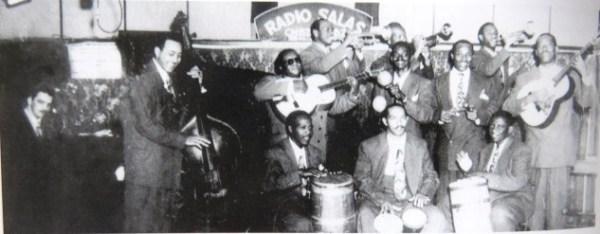 arsenio rodriguez radio salas 1951-1