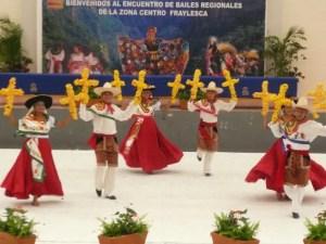 Concurso de danza/Cortesía: Esther Zúñiga
