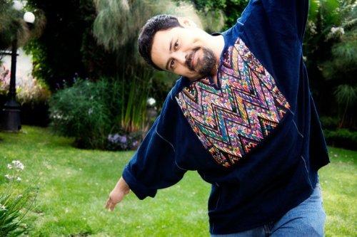 Emilio Lome, el niñólogo / Foto: Cortesía del autor