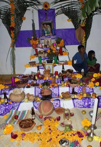 Altar 2/ Foto: Alcides Díaz S.