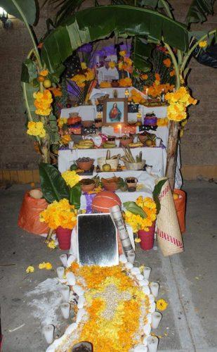 Altar 3/Foto: Alcides Díaz S.