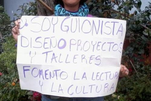 Busco empleo / Foto: Patricia Moreno Ocampo