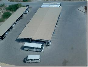 Dart Wellness Center and Bus Storage