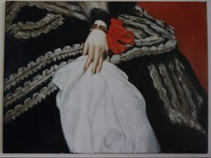 esmond Mac Mahon - Fine artist - London - Equestrian art - Velazquez