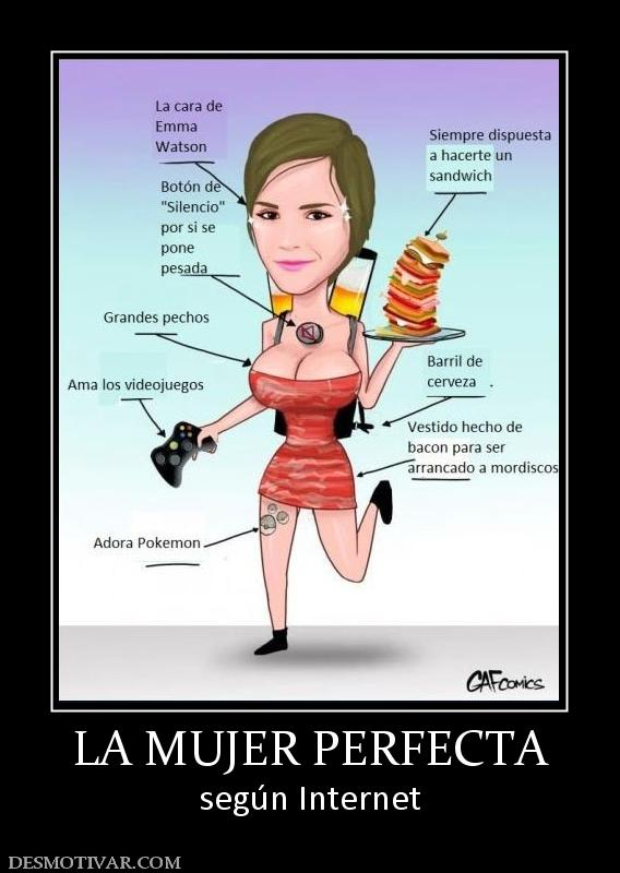 La Mujer Perfecta Frases