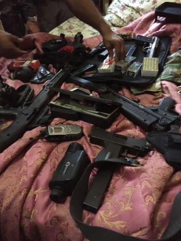 armas ocupadas 1