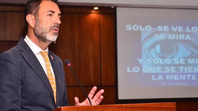 seminario buenas practicas en el abordaje de situaciones de violencia de genero Saturno Vasquez