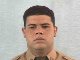 John Emilio Percival Matos, ex teniente del Ejército.