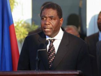 El primer ministro Jean-Charles viajó al frente de una delegación para visitar la sede de las Naciones Unidas en Nueva York