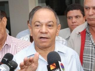 Rafael -Pepe- Abreu, presidente de la Confederación Nacional de Unidad Sindical (CNUS).