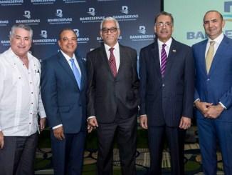 José Natalio Redondo, José Clase, Raúl Féliz, Simón Lizardo y Mícalo Bermúdez.