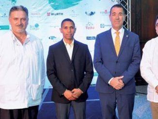 Michael Espino, José Gil, Juan Manuel Martín Oliva y Miguel Calzada.
