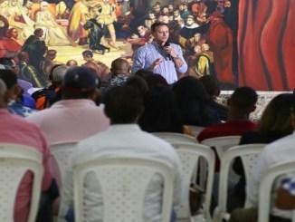 El procurador Jean Rodríguez pidió el apoyo de la sociedad para fomentar una cultura de denuncia que contribuya a poner en marcha medidas preventivas eficaces y oportunas.