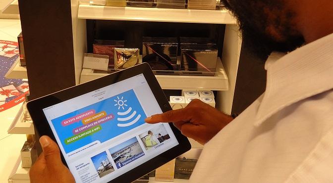 Gratis e ilimitado: WiFi en aeropuertos Las Américas, El Higüero y Puerto Plata