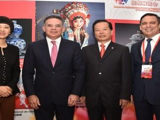 Fu Xinrong, Pedro Brache, Wang Jinzhen, Henry Molina