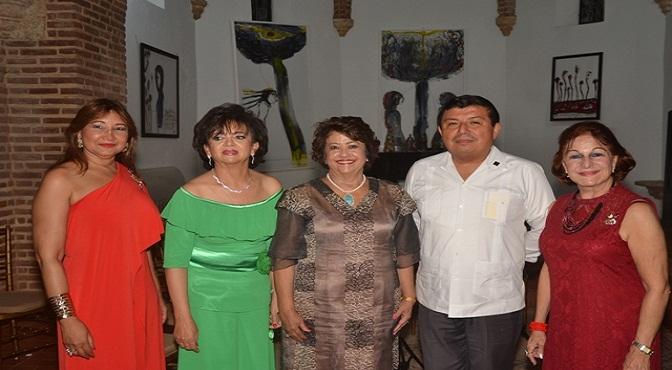 El Café Literario XLIII, Conmemora 70 Aniversario  Consejo Nacional de Mujeres, Inc.