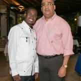 Kelvin jean y máximo Contreras