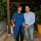 Rosmery de Martinez y Roberto Martinez