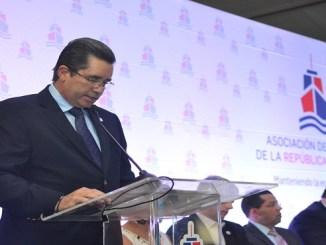 Teddy Heisen Presidente de la Asociación de Navieros de la Republica Dominicana