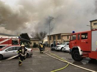 La explosión ocurrió en la localidad de Weiden an der March, en el este de Austria.