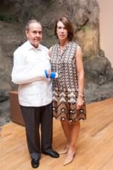 Andrés Pastoriza y Teresa de Pastoriza