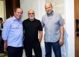 Juan Jose Tejada, Fernando Otewalder y Pablo Bonnelly.