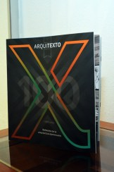 Portada de la Revista Arquitexto edición numero 100