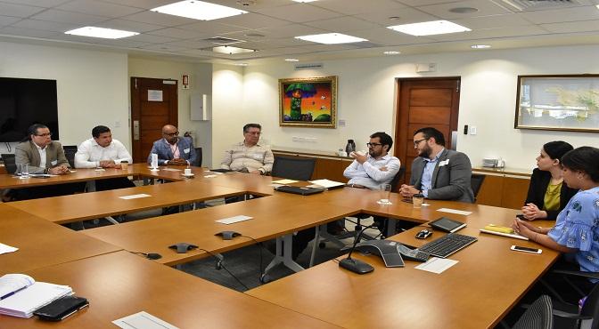 Oficina de Cooperación Internacional (OCI) del Ministerio de Educación (MINERD) y Banco Mundial realizan cierre de Misión