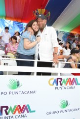 Freddy Ginebra y Elena Ginebra