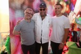 Guarocuya Felix, Freddy Ginebra y Jake Kheel
