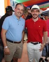 Guillermo Rodríguez y Karim Miguel