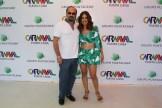 Ricardo Machado y Ingrid Gómez