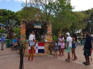 El parque central de Cabrera será el principal escenario de la Feria