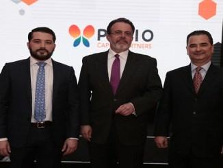 Elio Meléndez, Luis de Jesús Rodríguez y José Diez
