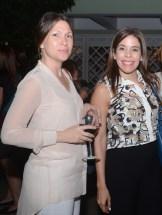 Valeria de Moya y Laura Fernández.
