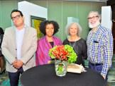 Rafael Perez Concepcion, Patricia Castillo, Maritza Alvarez y jimmy Hungria.