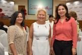 Jacqueline Gonzalez, Janet Martinez y Ana Cristina Pimentel.