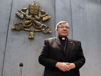 Cardenal George Pell.