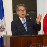 El embajador de Japón, Hiroyuki Makiuchi, invitó a conocer las costumbres de su país en la Muestra Cultural de Japón y República Dominicana.