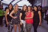 Griselda Acosta, Perla Vasquez, Marilin Piantini, Maria Jimenez y la dueña