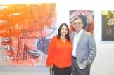 Linnette Garcia Campos y Felix Contreras.