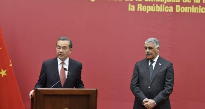 China inaugura su embajada en el país