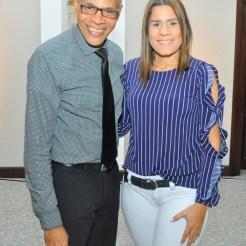 Elois Perez y Susana Simo.