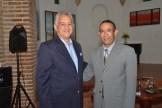 Guillermo Sención y Jose Manuel Hernández Peguero.