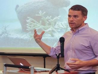 Jake Kheel Vicepresidente de Fundacion Grupo Puntacana