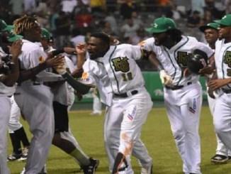 Las Estrellas consiguieron su victoria 20 de la temporada ante las Águilas Cibaeñas.